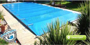 fabricant de baches de piscine