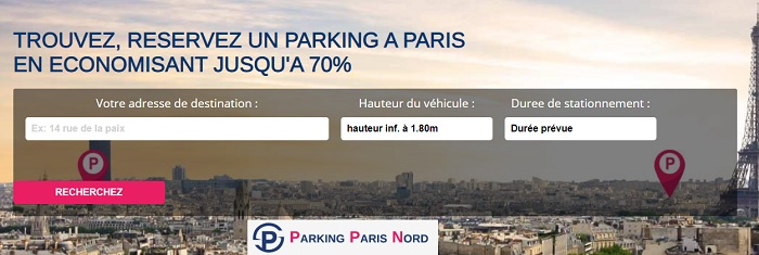 parking public pas cher